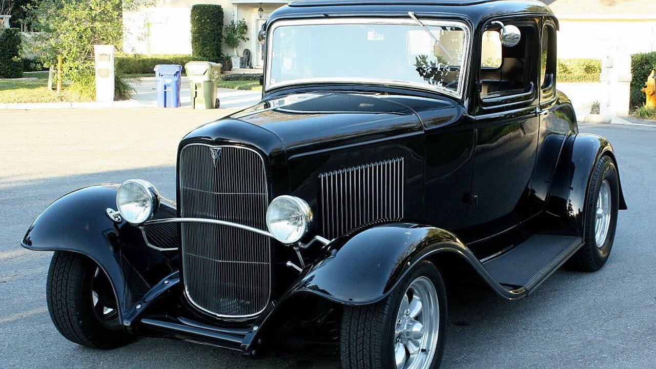 1932 Ford Custom for sale near Lakeland, Florida 33801 - Classics on ...