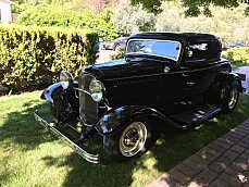 1932 Ford Custom for sale 100869238