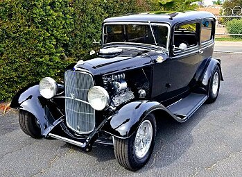 1932 Ford Deluxe Tudor for sale 100966900