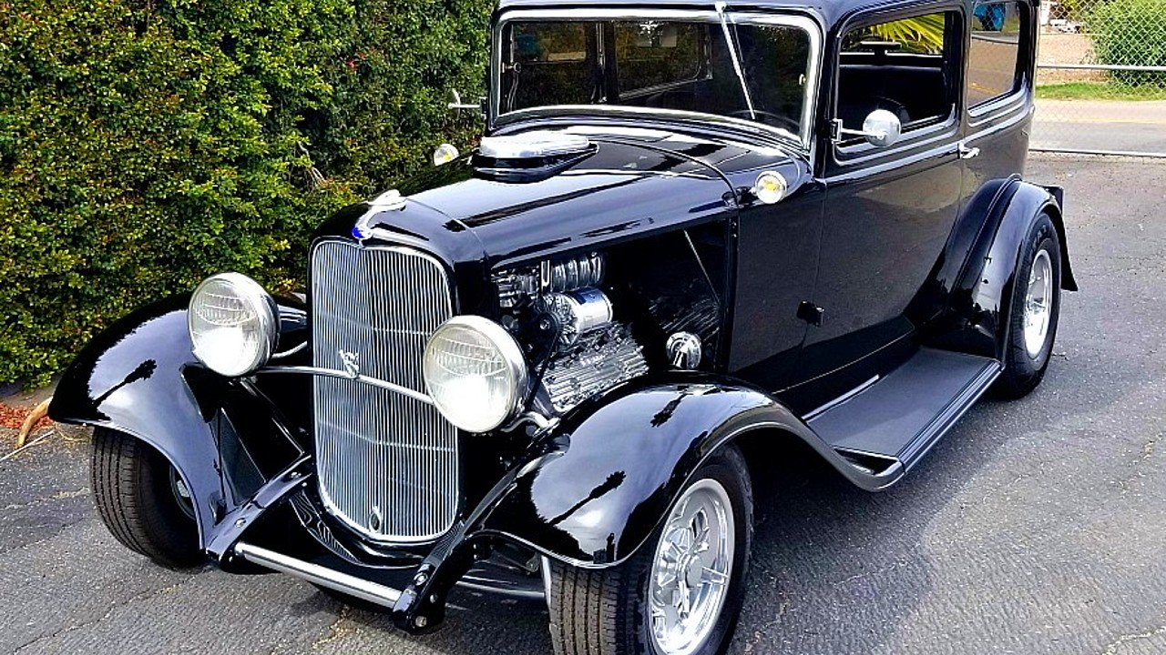 1932 Ford Deluxe Tudor for sale near Vista, California 92084 ...