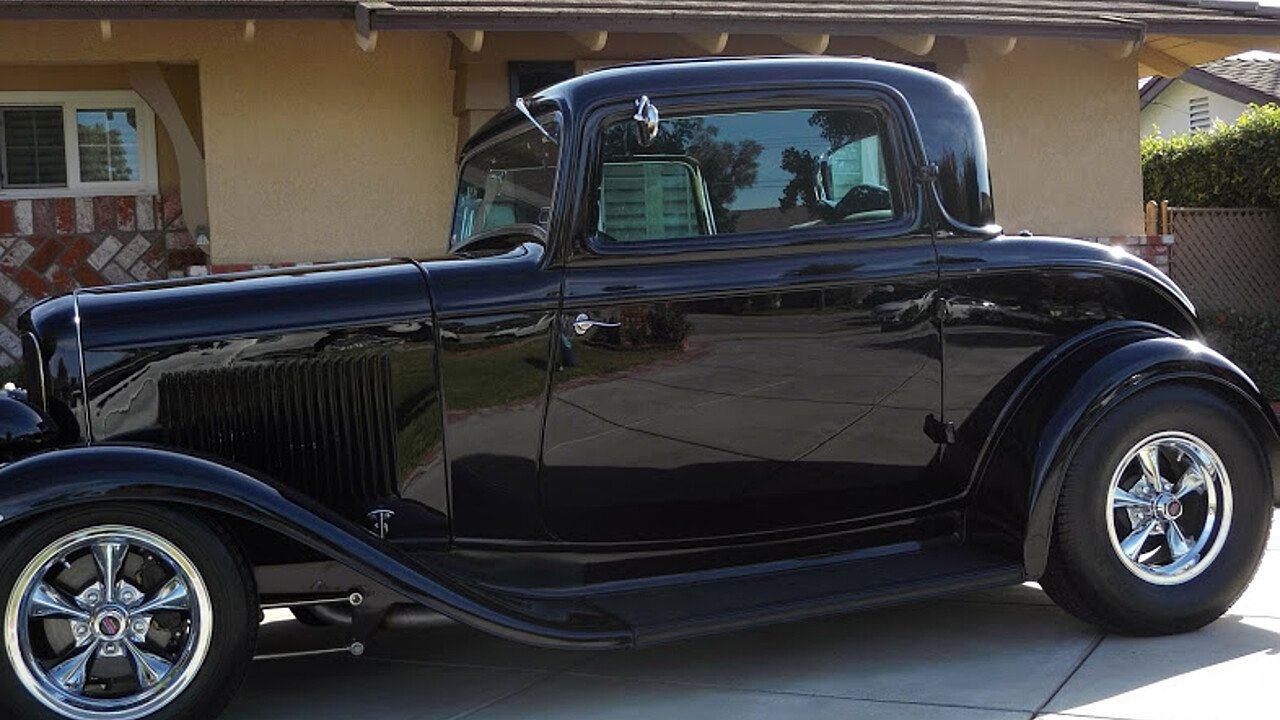 1932 Ford Deluxe for sale 100944669