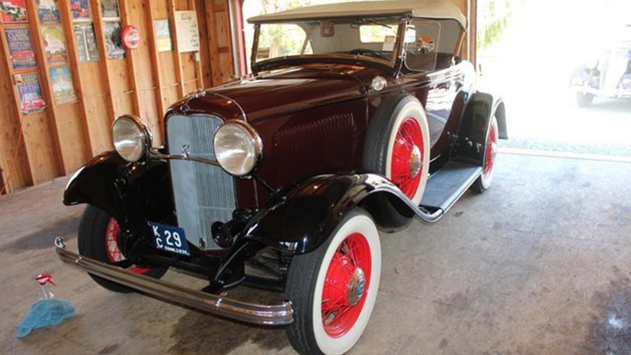 1932 Ford Model B Classics for Sale - Classics on Autotrader
