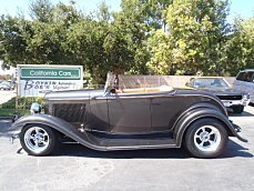 1932 Ford Model B-Replica for sale 100791492