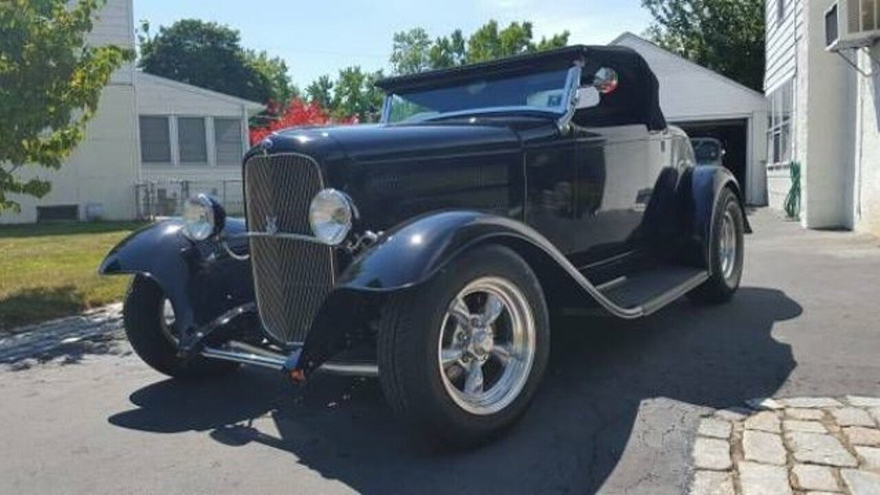 1932 Ford Other Ford Models for sale 100822955