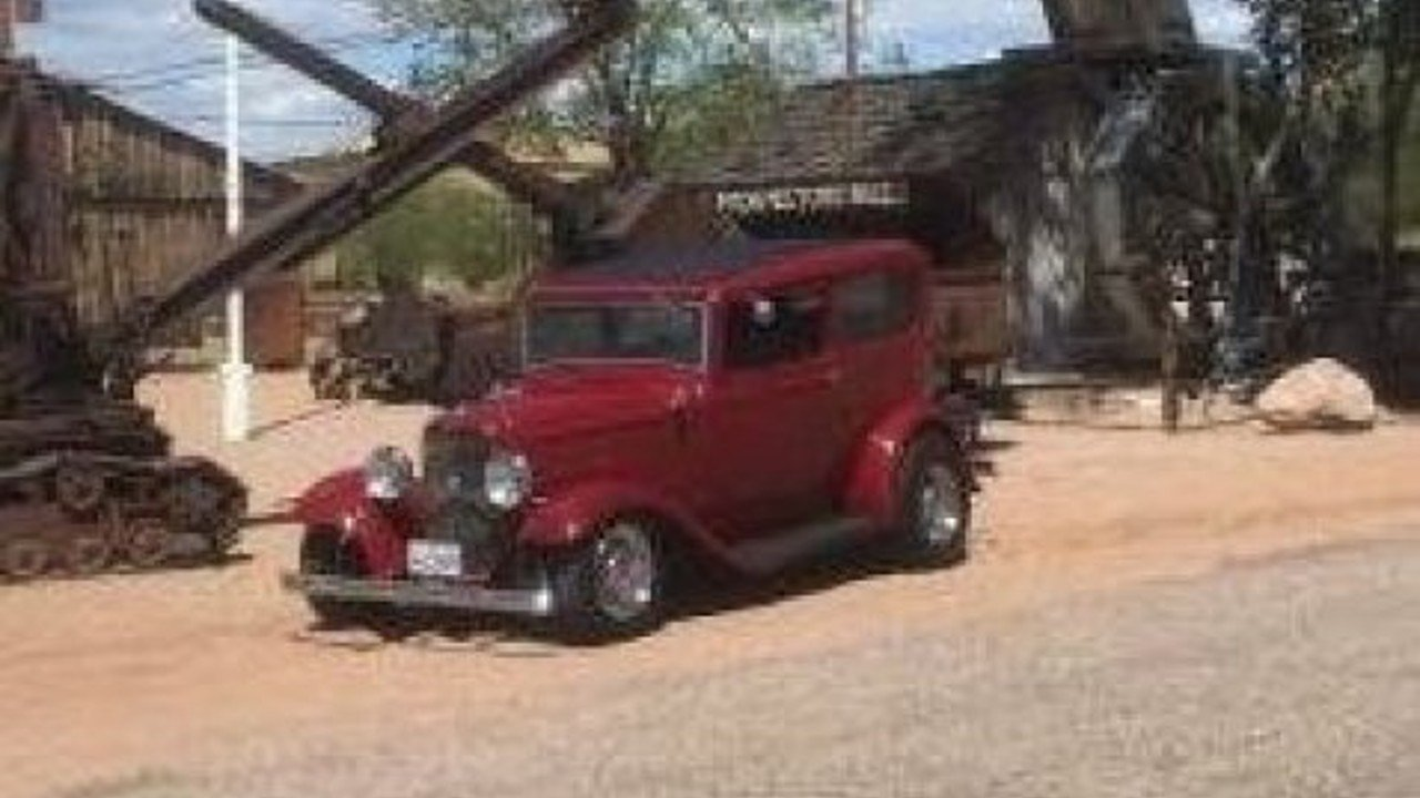 1932 Ford Other Ford Models for sale 100823077
