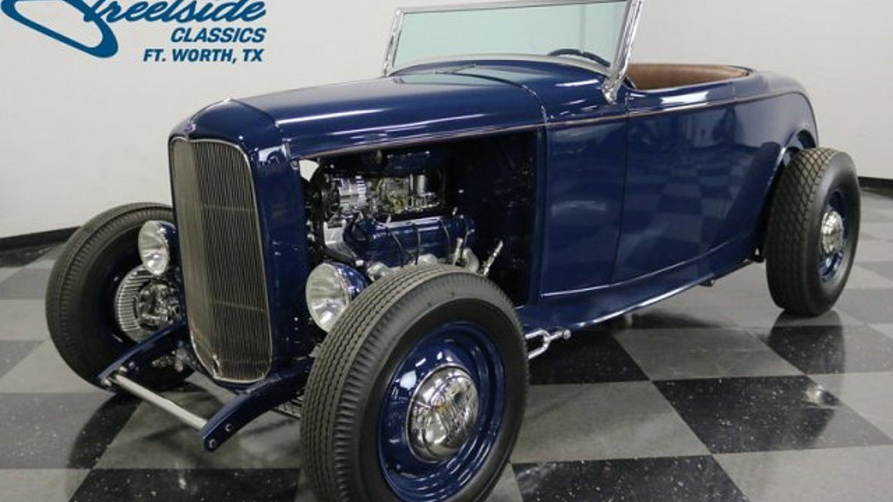1932 Ford Other Ford Models for sale near Fort Worth, Texas 76137 ...