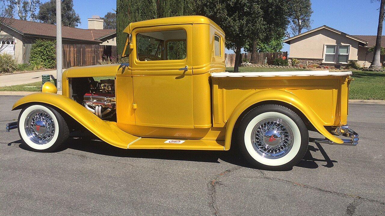 1932 Ford Pickup for sale near Orange, California 92867 - Classics ...