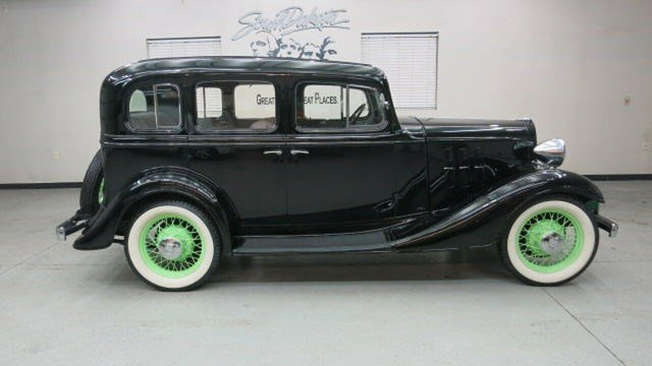 1933 Chevrolet Master Eagle for sale 100019909
