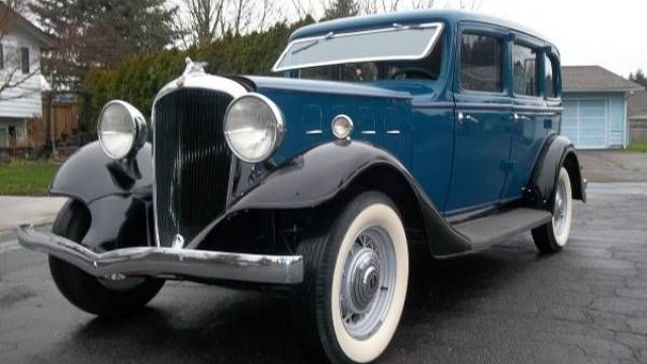 1933 Essex Terraplane for sale 100966478