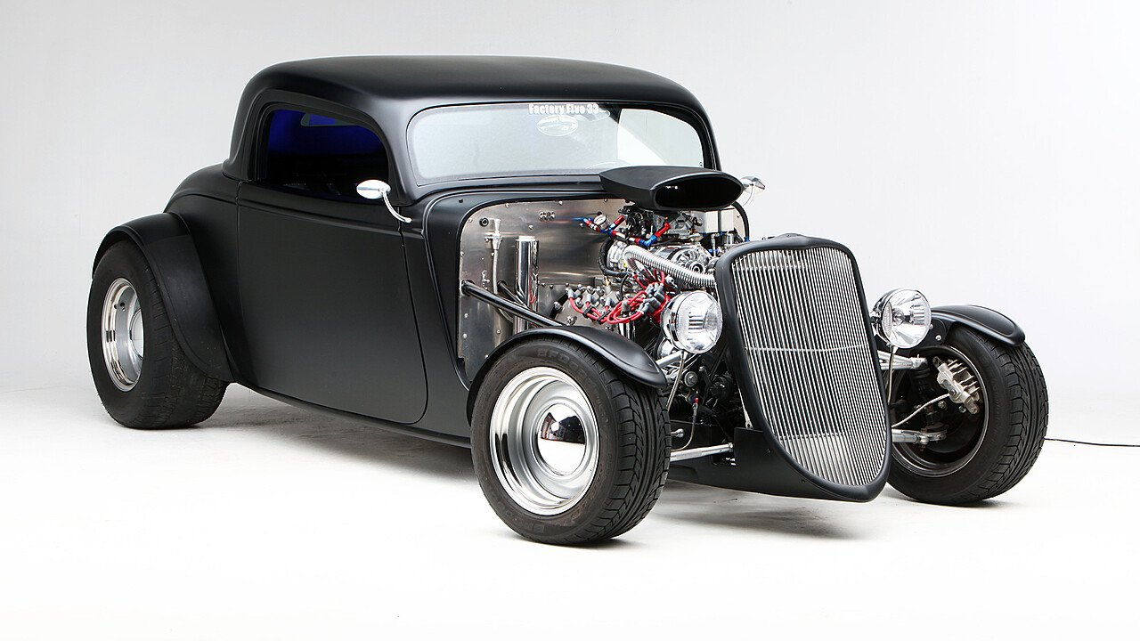 1933 Factory Five Hot Rod for sale near Wareham, Massachusetts 02571 ...