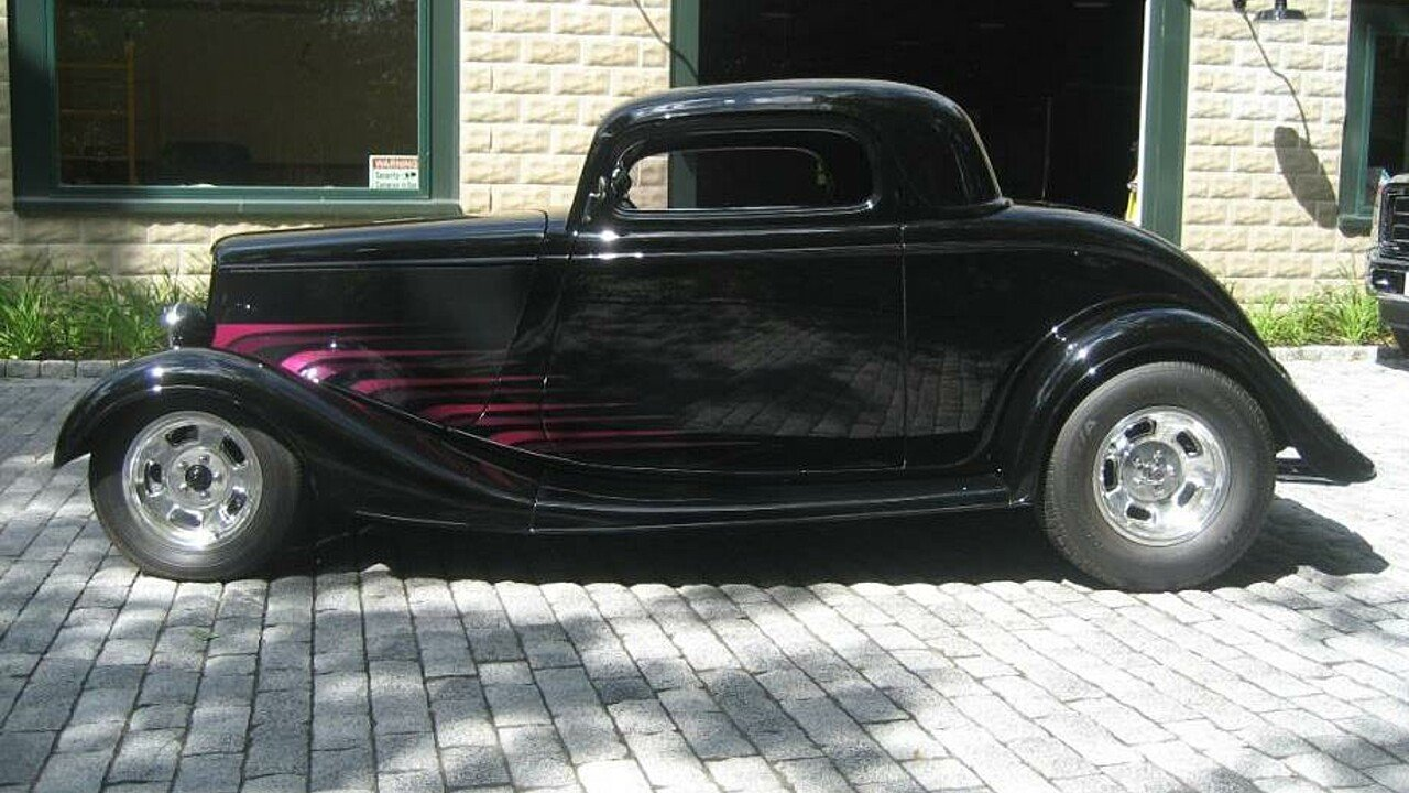 1933 Ford Custom for sale 100795338