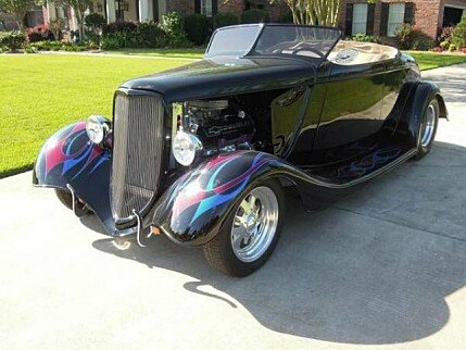 1933 Ford Custom for sale 100871396