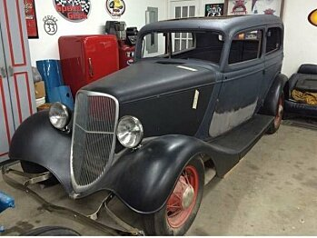 1933 Ford Deluxe Tudor for sale 100822636
