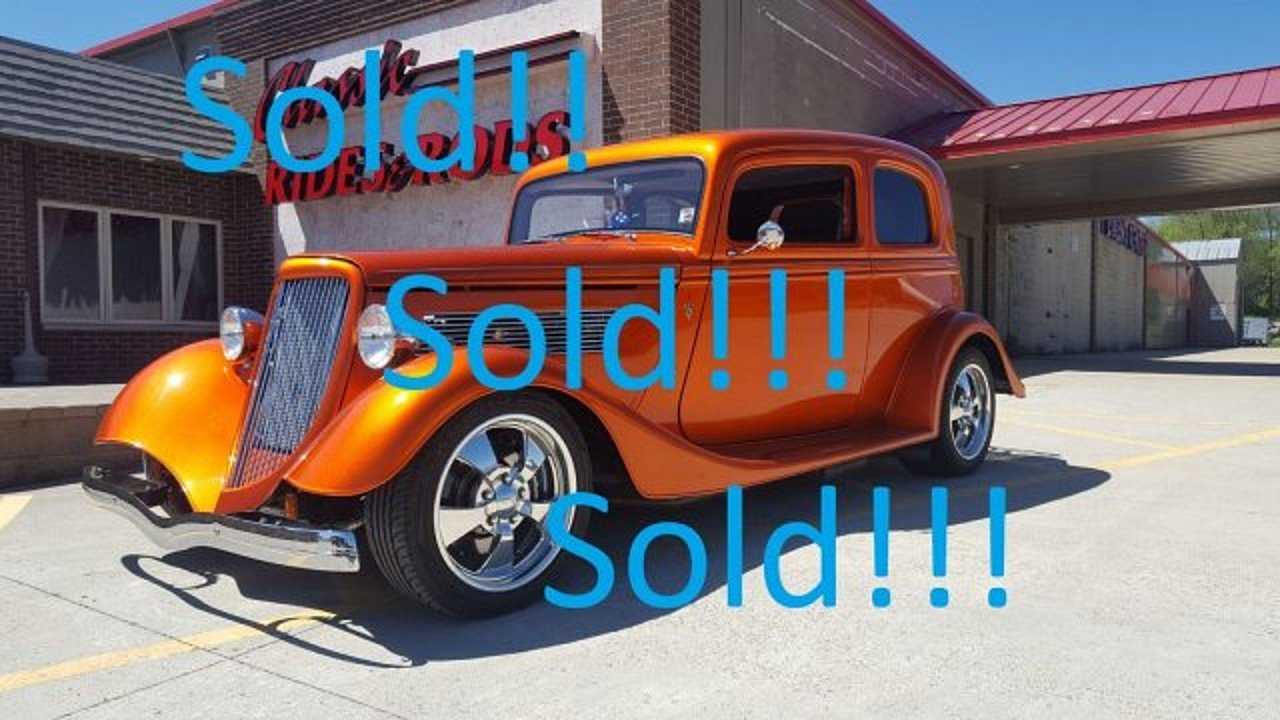 1933 Ford Deluxe for sale near Annandale, Minnesota 55302 - Classics ...