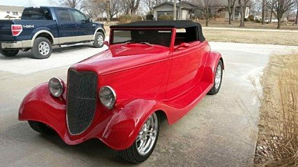 1933 Ford Other Ford Models for sale 100962166