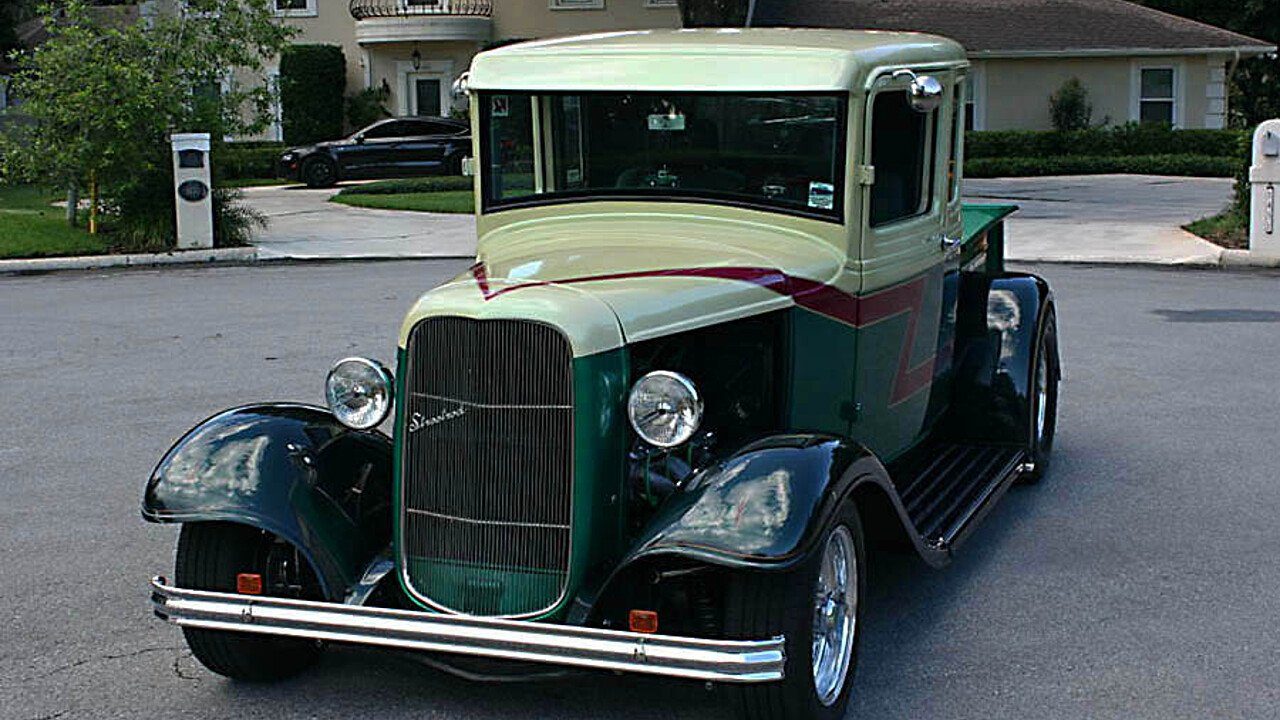 1933 Ford Pickup for sale 100995596