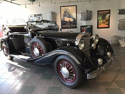 1933 Mercedes-Benz 380 for sale 100873605