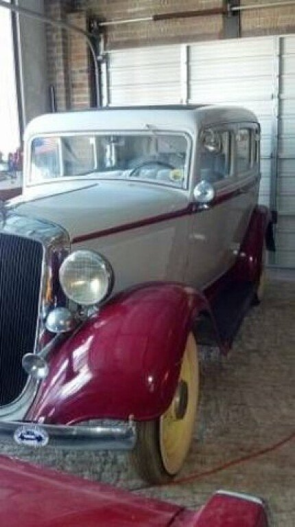 1933 Plymouth Other Plymouth Models for sale 100836320