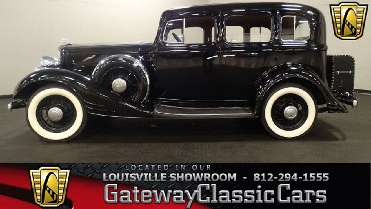 1933 Pontiac Other Pontiac Models for sale 100968588