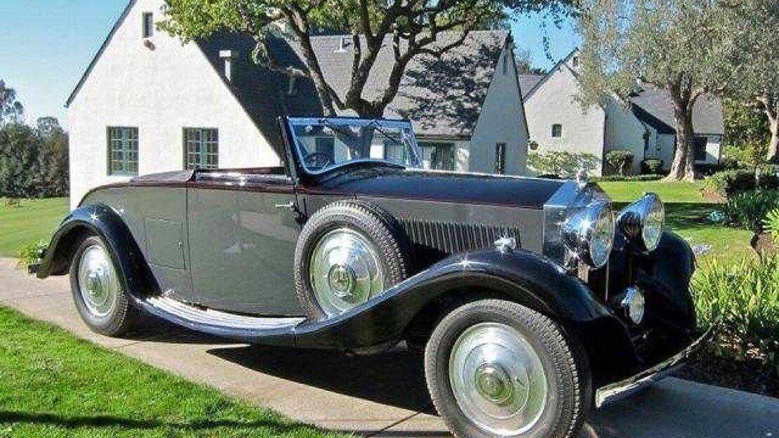 1933 Rolls-Royce 20/25HP for sale 100972501