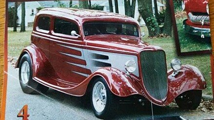 1933 ford Other Ford Models for sale 100847572