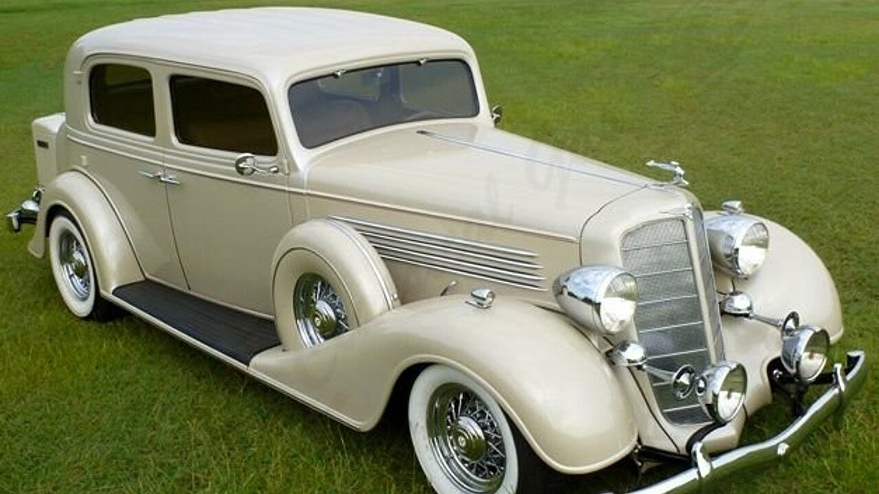 1934 Buick Series 60 for sale 100991166