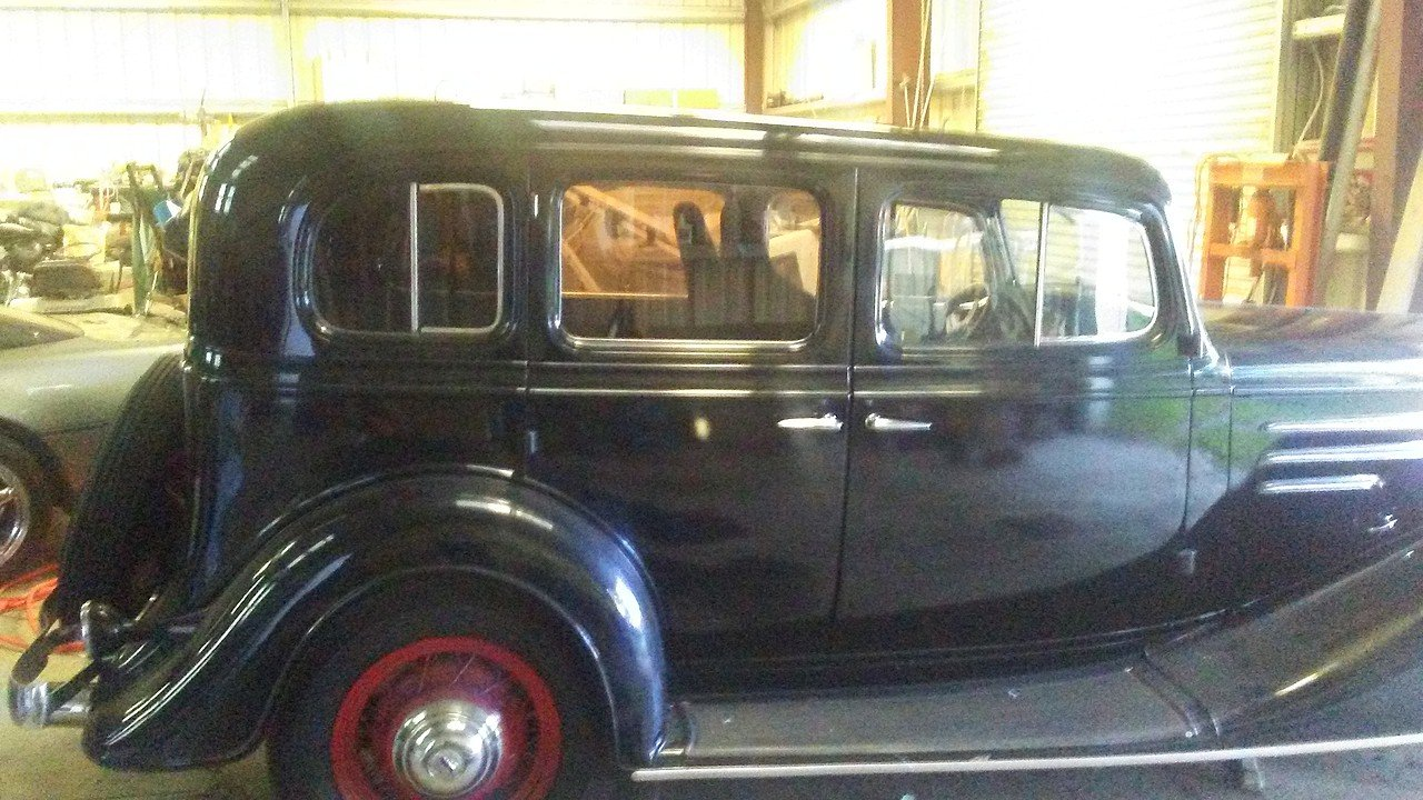 1934 Chevrolet Master for sale 100999929