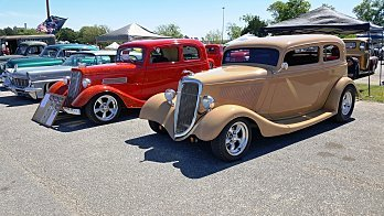 1934 Ford Custom for sale 100931106