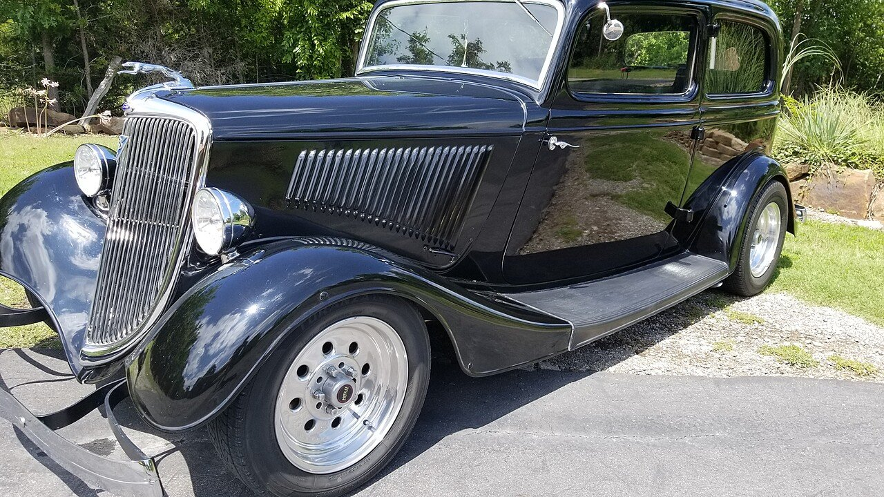1934 Ford Deluxe Tudor for sale 100782492