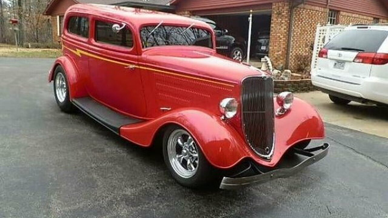 1934 Ford Deluxe Tudor for sale 100822680