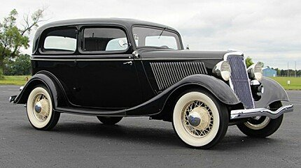 1934 Ford Deluxe for sale 100891281