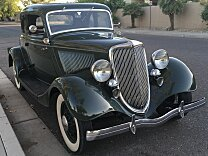 1934 Ford Deluxe for sale 101028733