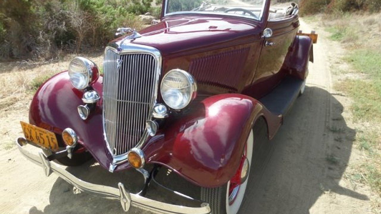 1934 Ford Other Ford Models for sale 100817822