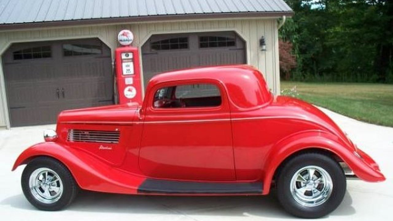 1934 Ford Other Ford Models for sale 100856646