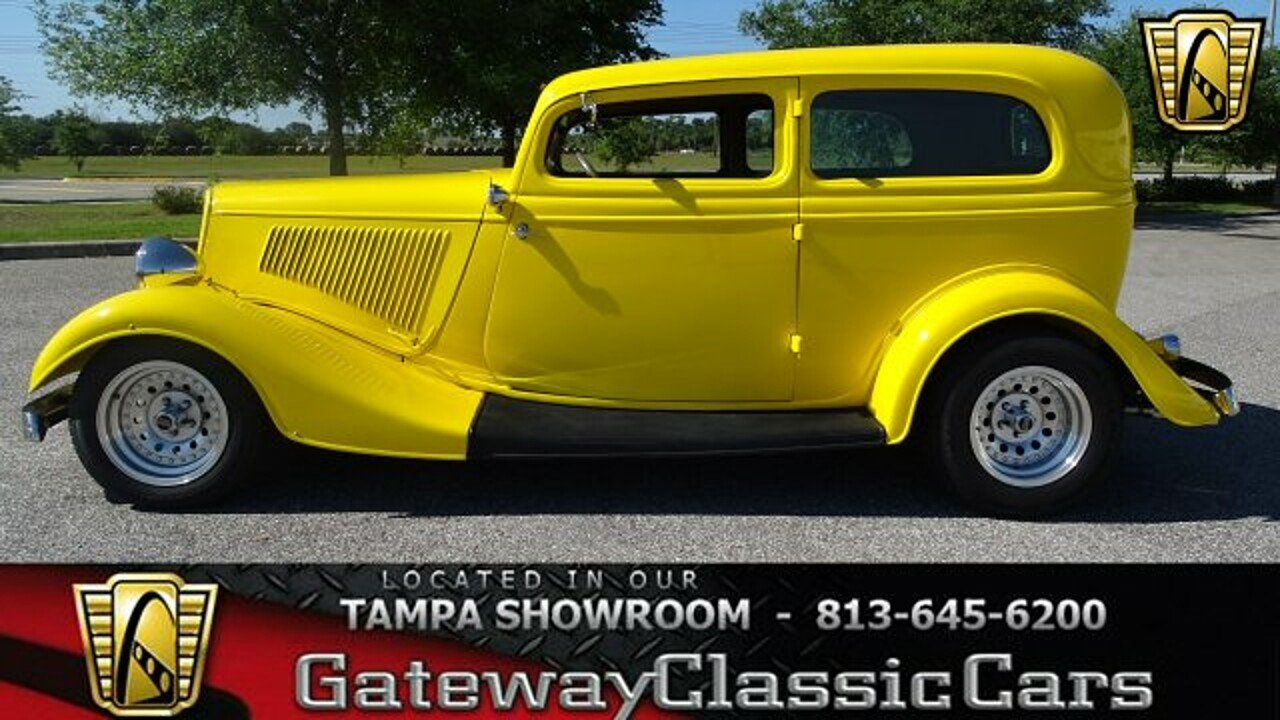 1934 Ford Other Ford Models for sale 100859958