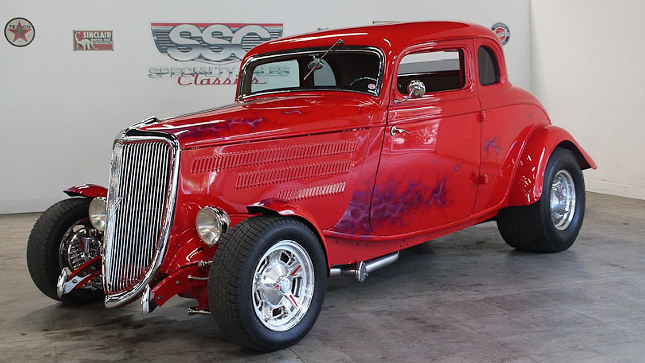1934 Ford Other Ford Models for sale 100904909