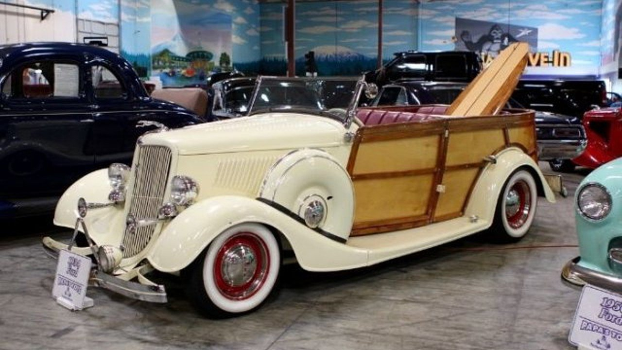 1934 Ford Other Ford Models for sale 100944554