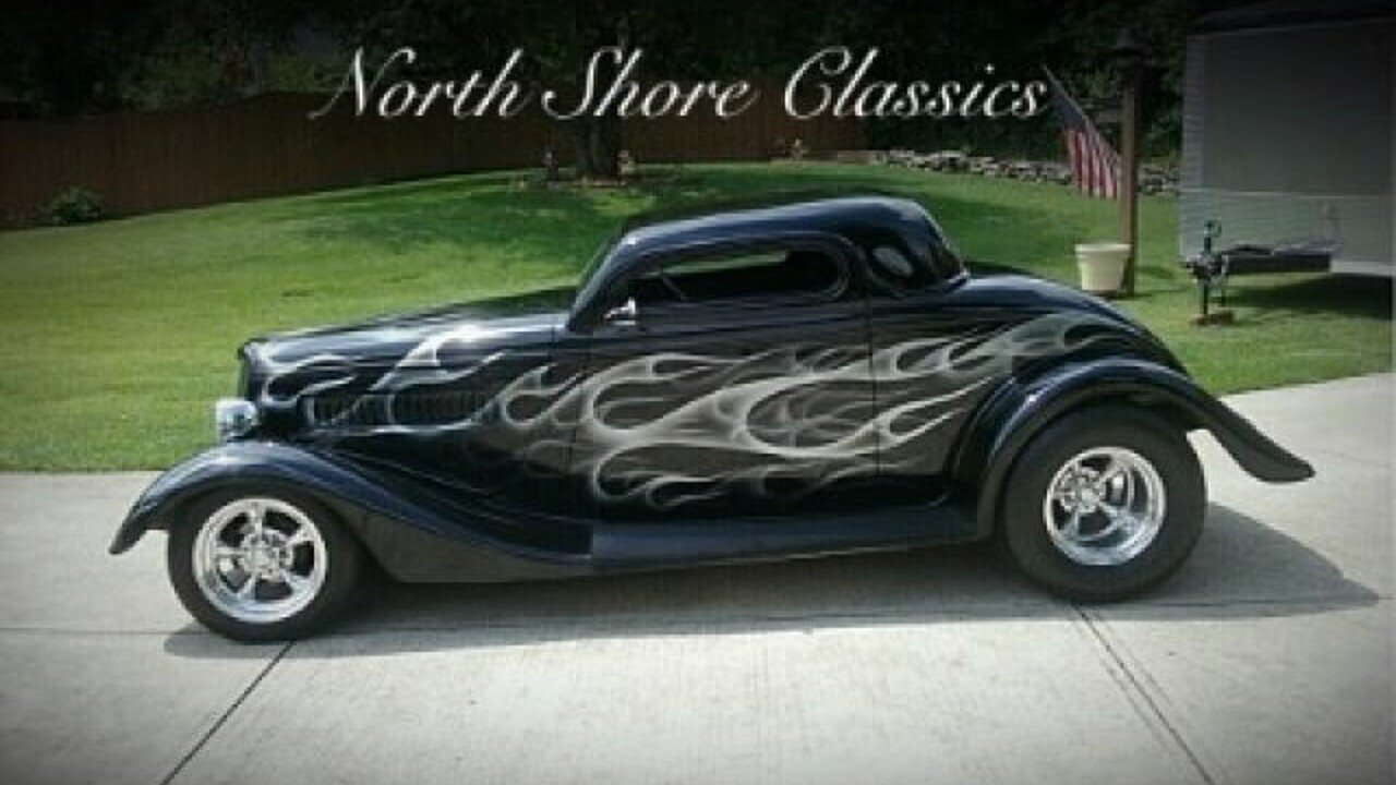 1934 Ford Other Ford Models for sale 100971674