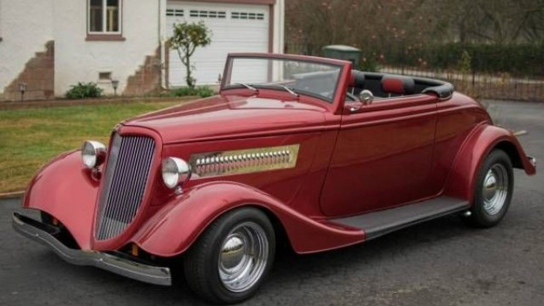 1934 Ford Other Ford Models for sale 101039747