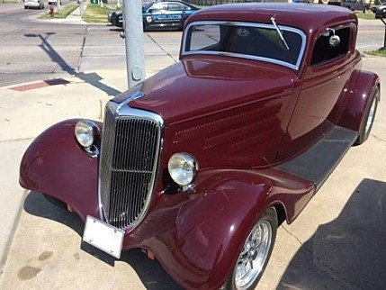 1934 Ford Other Ford Models for sale 100822988