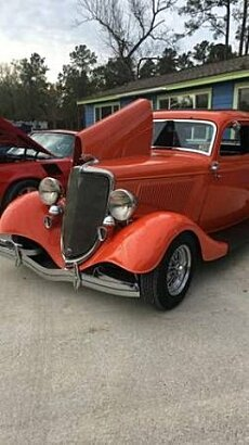 1934 Ford Other Ford Models for sale 100940668