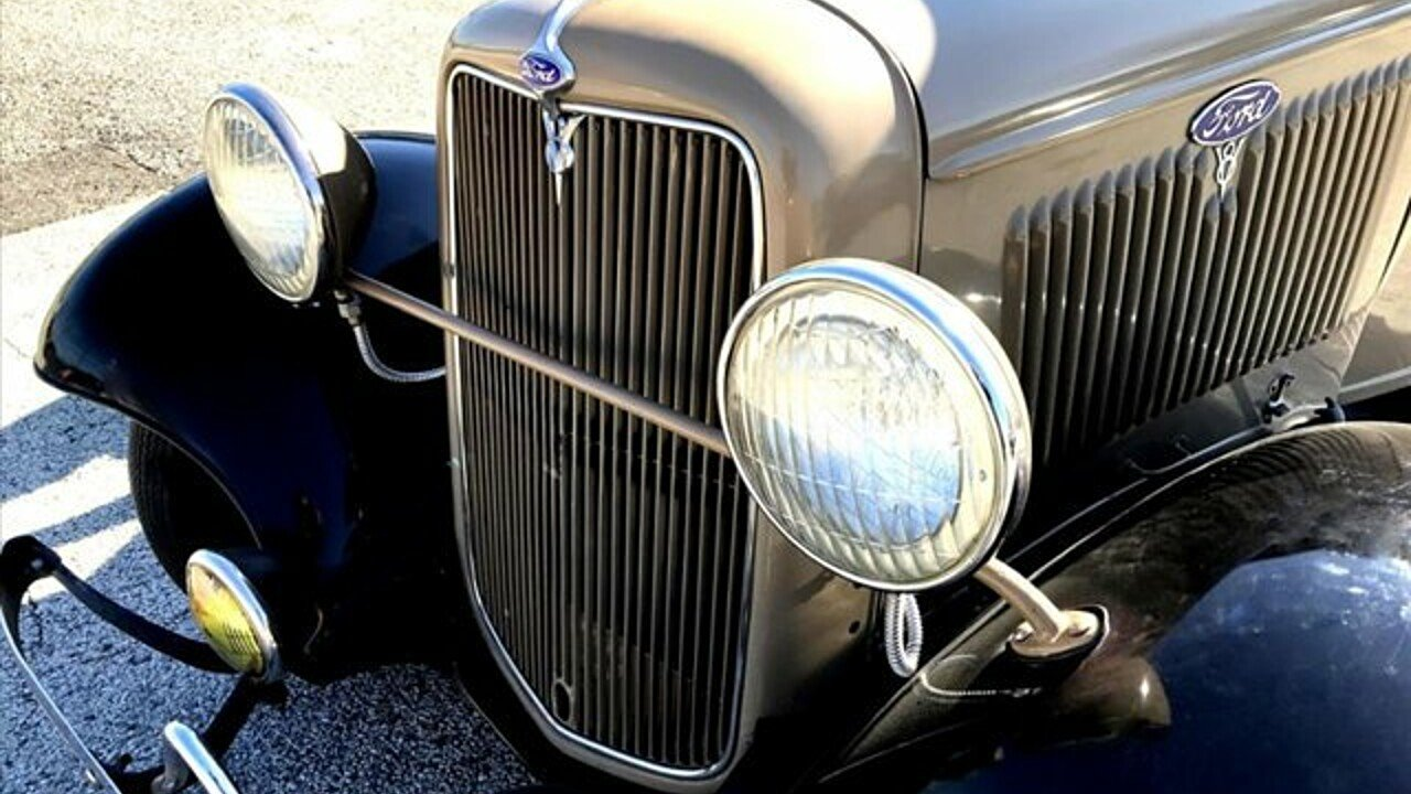 1934 Ford Pickup for sale 100858501