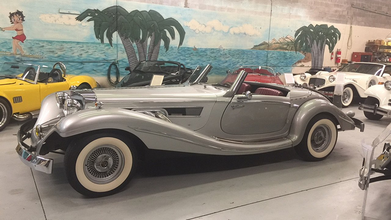 1934 Mercedes-Benz 500K for sale near Largo, Florida 33773 ...