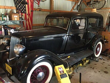 1934 Plymouth Other Plymouth Models for sale 100872548