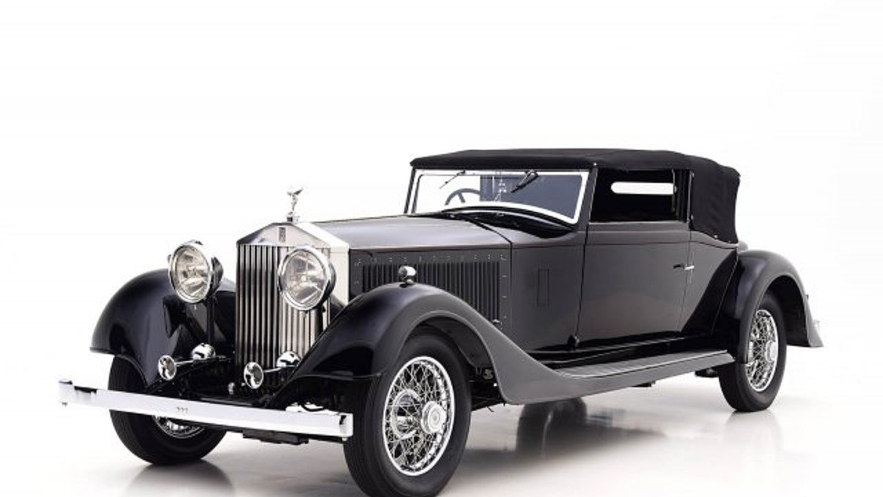 1934 Rolls-Royce Phantom for sale 100953651