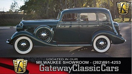 1934 Studebaker Commander for sale 100832277