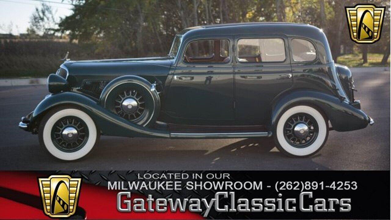 1934 Studebaker Commander for sale 100948827