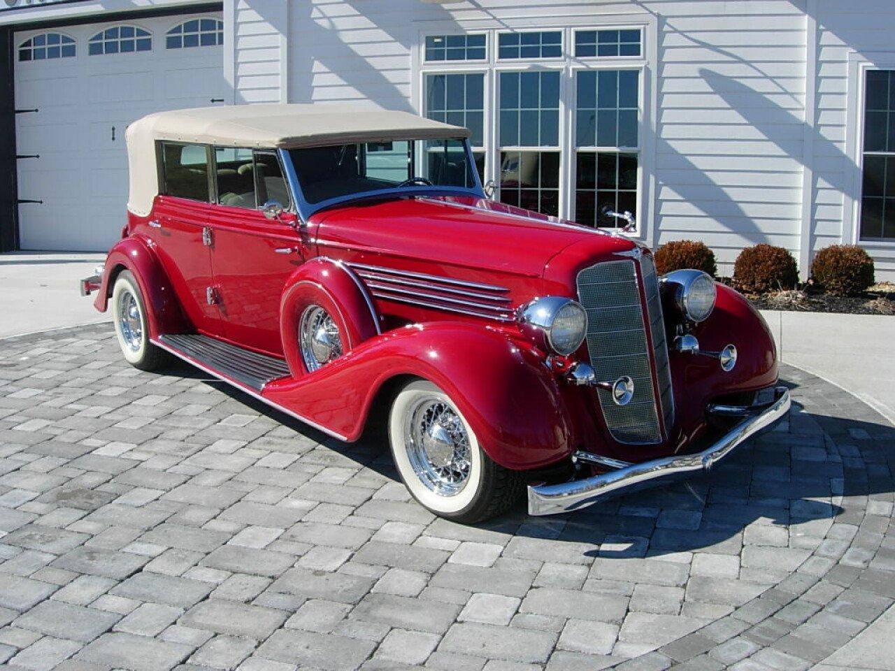 1935 Buick Series 60 For Sale Near Newark, Ohio 43055