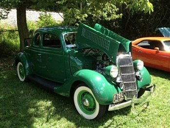 1935 Ford Deluxe for sale 100775855