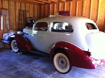 1935 Oldsmobile Series F for sale 100822749